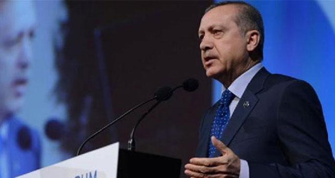 Erdoğan Tuğluk'u hedef aldı
