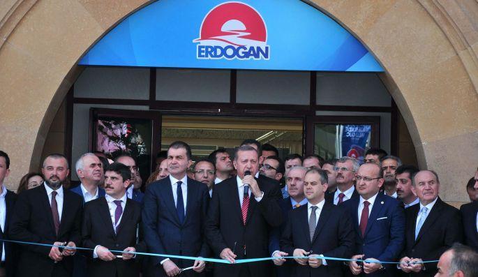 Erdoğan, vizyon belgesi\
