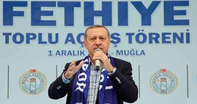 Erdoğan yine faiz lobisine sarıldı