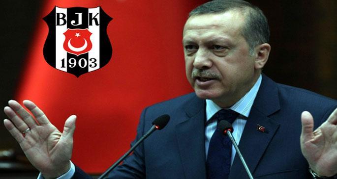 Erdoğan'dan Beşiktaş'a 'Stat' tehdidi