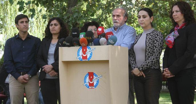 Eş başkanlar bayramı Kobanê'de geçirecek