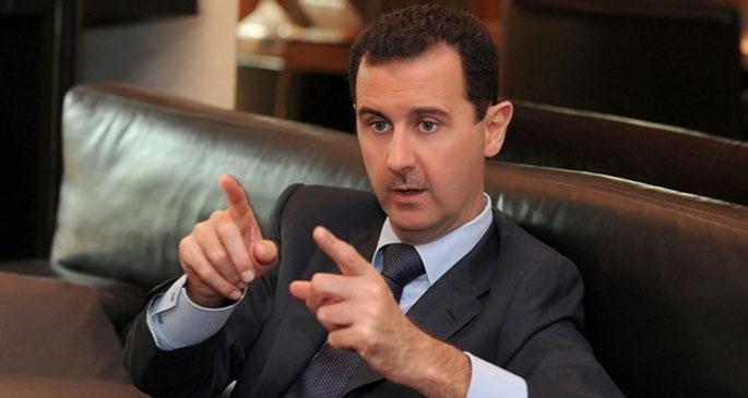 Esad'tan Putin'e: Ben Yanukoviç değilim