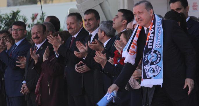 \'Eski\' Ergenekonu tahliye eden Erdoğan, yenisini buldu