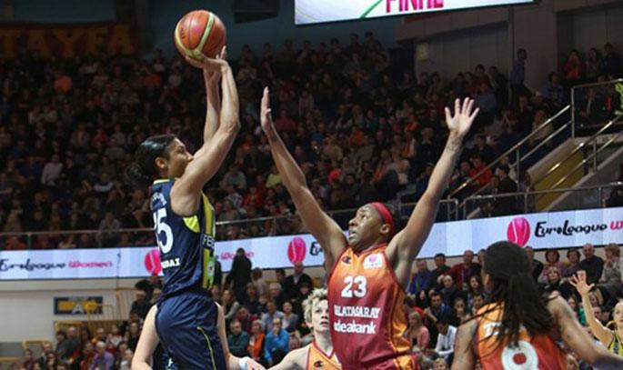 Euroleague\'de Türkiye finali; Galatasaray şampiyon