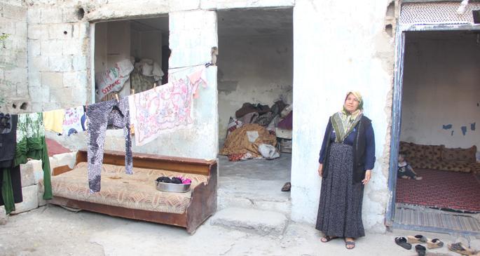 'Evimize bomba düşse kurtuluşumuz olurdu'