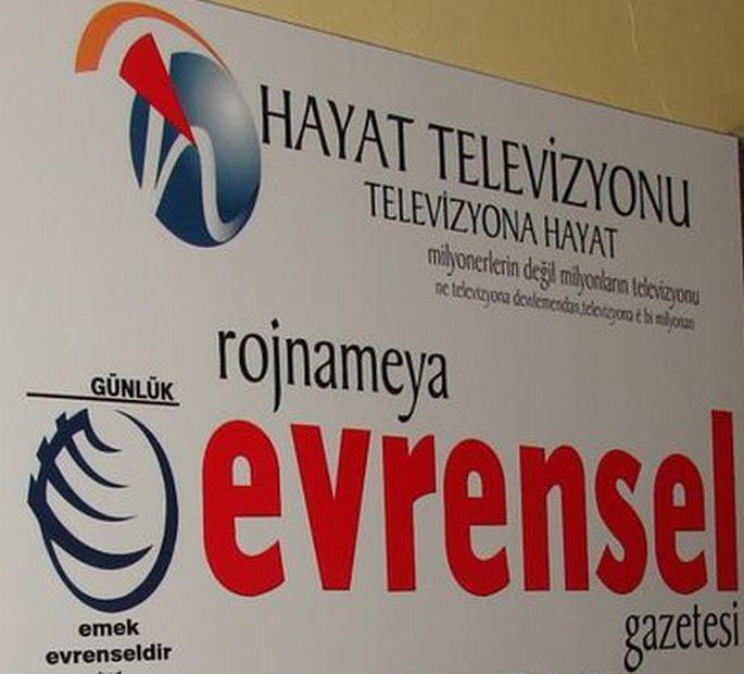 Evrensel ve Hayat TV muhabirlerine Başbakan engellemesi