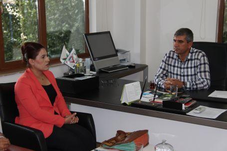 Rojava için destek ziyaretleri