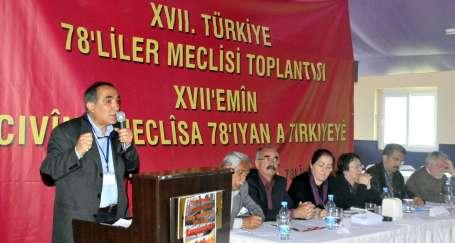 78'liler Meclisinden bağımsız adaylara destek