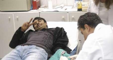 Ülkücü, polis işbirliği : 6 öğrenci yaralı