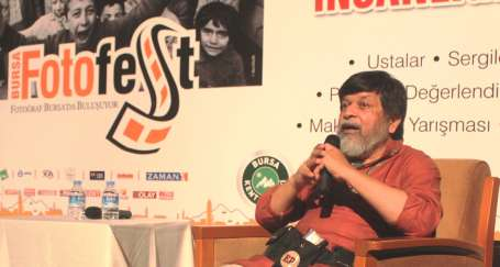 Shahidul Alam: Örnek bir fotoğraf ustası