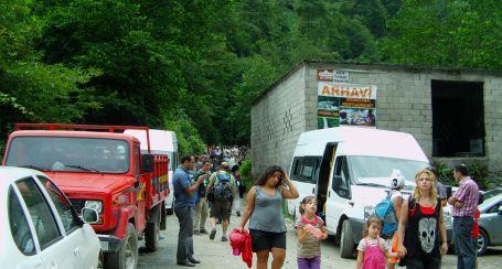 41. Arhavi festivali başladı