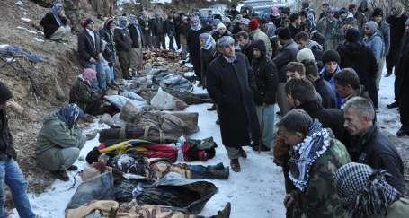 Roboski'de ölenler insan değil mi?