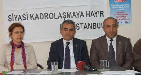 Demiryolu emekçileri Ankara'ya yürüyecek