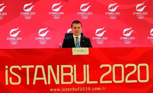 """""""İstanbul Olimpiyatları kaybederse..."""""""