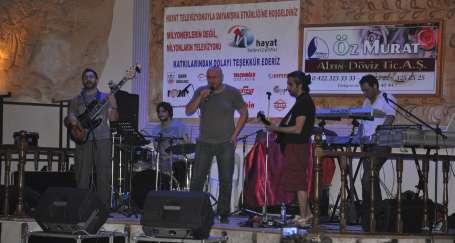 Malatya'da Hayat Televizyonu dayanışma gecesi