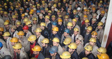 Maden işçileri uyardı!