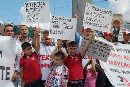 İşçiler Taksim