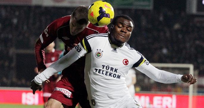 Fenerbahçe - Elazığspor: 1-1