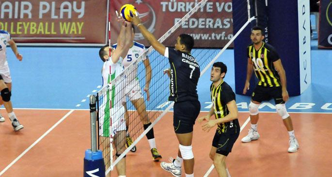 Fenerbahçe Grundig, 16\