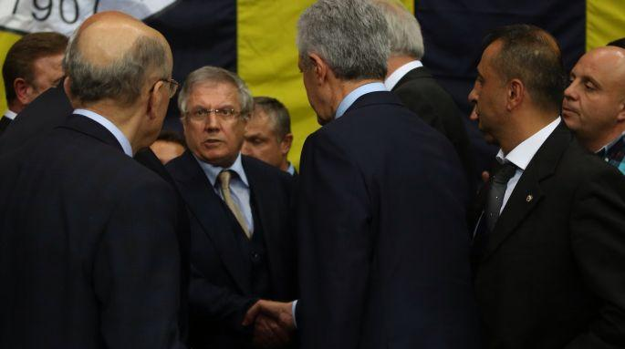 Fenerbahçe'de gerginlik büyüyor
