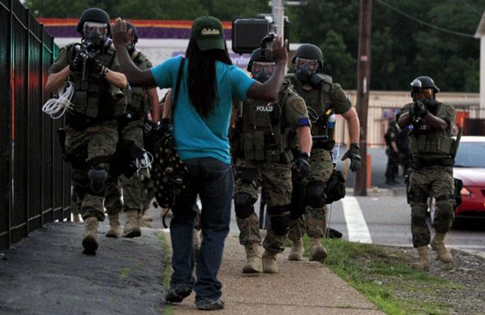 Ferguson'u istisna kılan ne