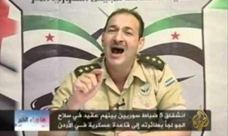 ÖSO liderlerinden Ammar Vavi öldürüldü