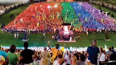 2018 Eşcinseller Oyunları aday kentleri açıklandı