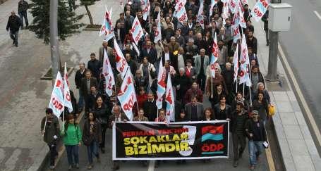 ÖDP'den 'barajsız-yasaksız seçim' kampanyası