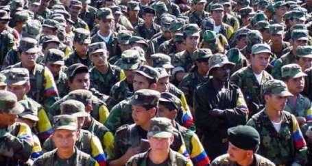 FARC: Uzaklardan zeytin dalıyla geldik