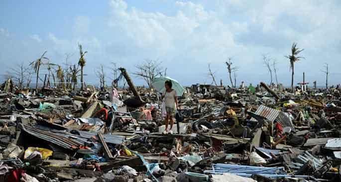 Filipinler'de 'Ulusal Felaket Hali' ilan edildi
