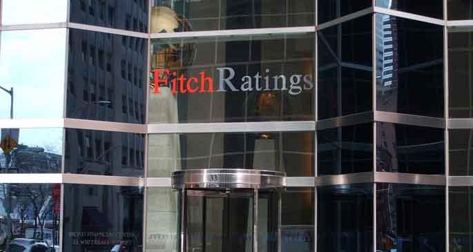 Fitch ABD'yi negatife çevirdi