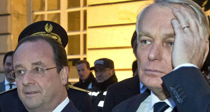 Fransa'da seçim istifası