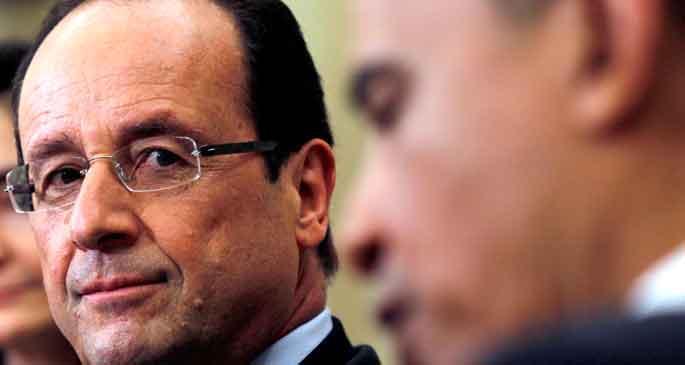 Fransa'nın agresif dış politikası