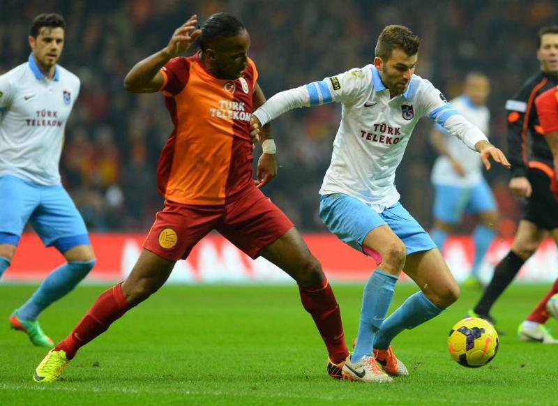 Galatasaray Trabzonspor\