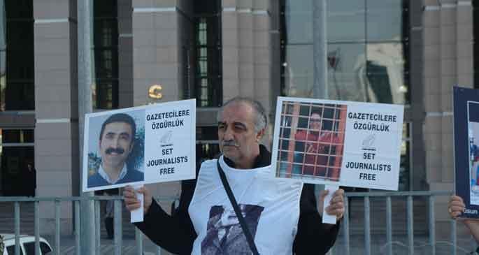 Gazetecilerin de aralarında bulunduğu 8 kişiye müebbet hapis