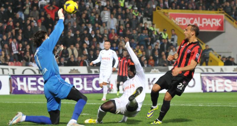 Gaziantepspor-Sanica boru Elazığspor: 3-1