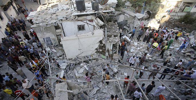 Gazze'de mülk sahipleri 'hedeftekilere' ev vermiyor