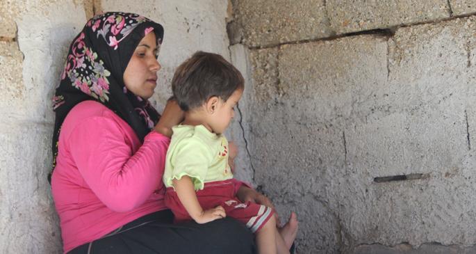Gazze'deki yaralı kızıma mektup