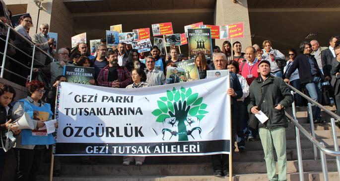 Gezi davasında 1 tutuklu daha serbest