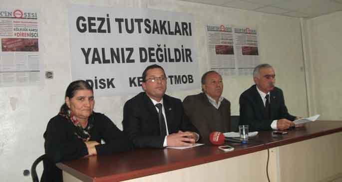 Gezi tutuklularının ailelerinden davaya katılım çağrısı