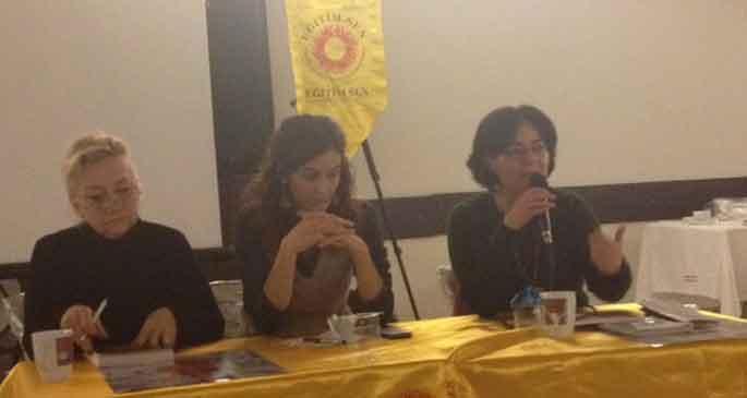 Gezi'de kadın olmak
