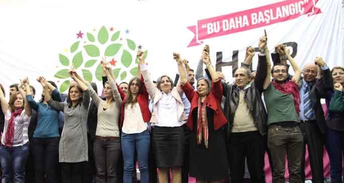 Gezi'den HDP Kongresine eski bir ülkücü