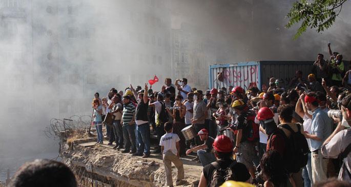 Gezi'den sonra hak ve özgürlükler daraltıldı