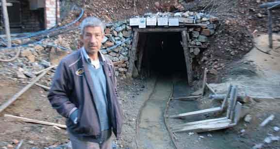 Göçükte 1 işçinin öldüğü krom madeni kapatıldı