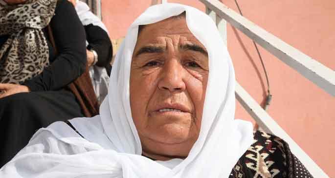 Gökkan\'ın annesi: Ne Hitler, ne Osmanlı bunu yapan Erdoğan