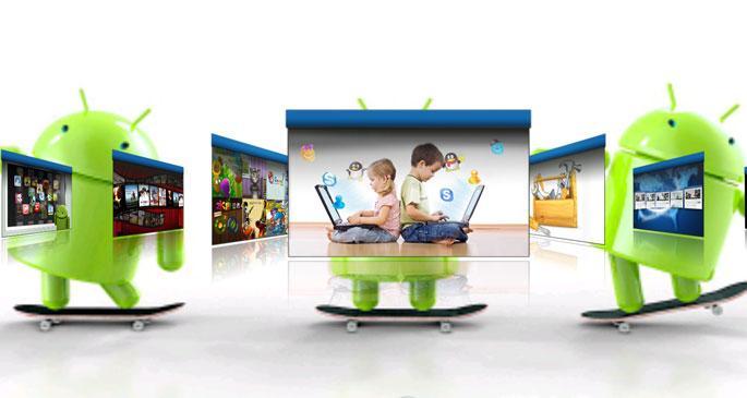 Google, yeni Android L sürümünü ve Android TV'yi tanıttı