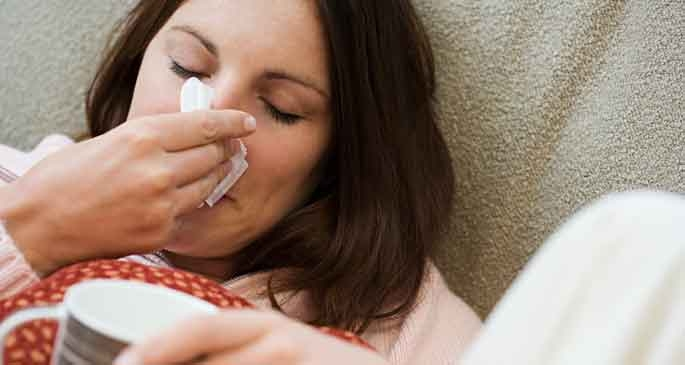 Grip daha  şiddetli geliyor