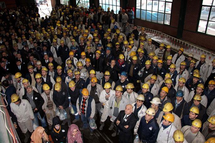Grizu faciasında ölen 263 maden işçisi anıldı