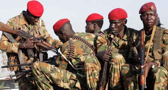 Güney Sudan\