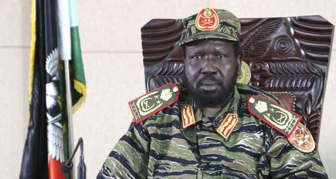 Güney Sudan'da gerginlik sürüyor